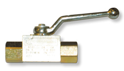 Ball valves for grease
